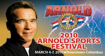 Central Ohio Arnold Sports Festival