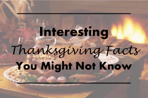 Featured_Interesting Thanksgiving Facts