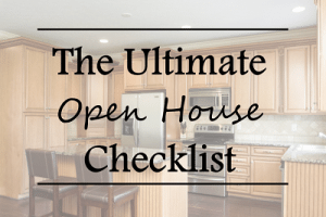 Featured_The Ultimate Open House Checklist