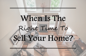 Featured_Right Time To Sell Your Home