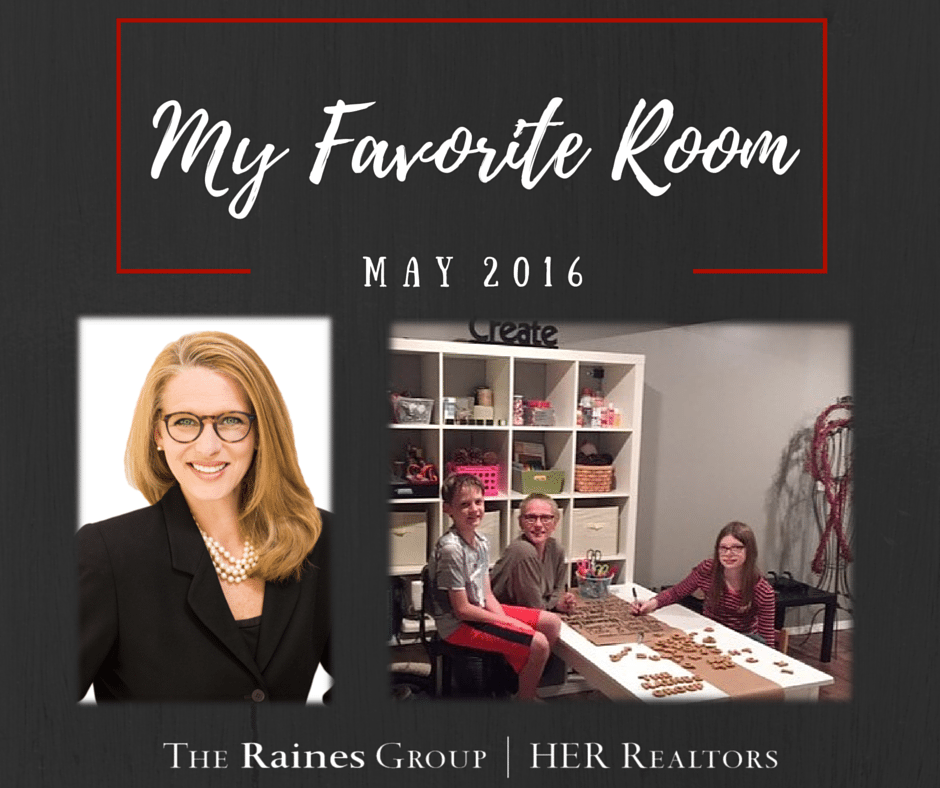 My Favorite Room Blog - Social Media
