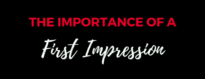 First Impression Featured