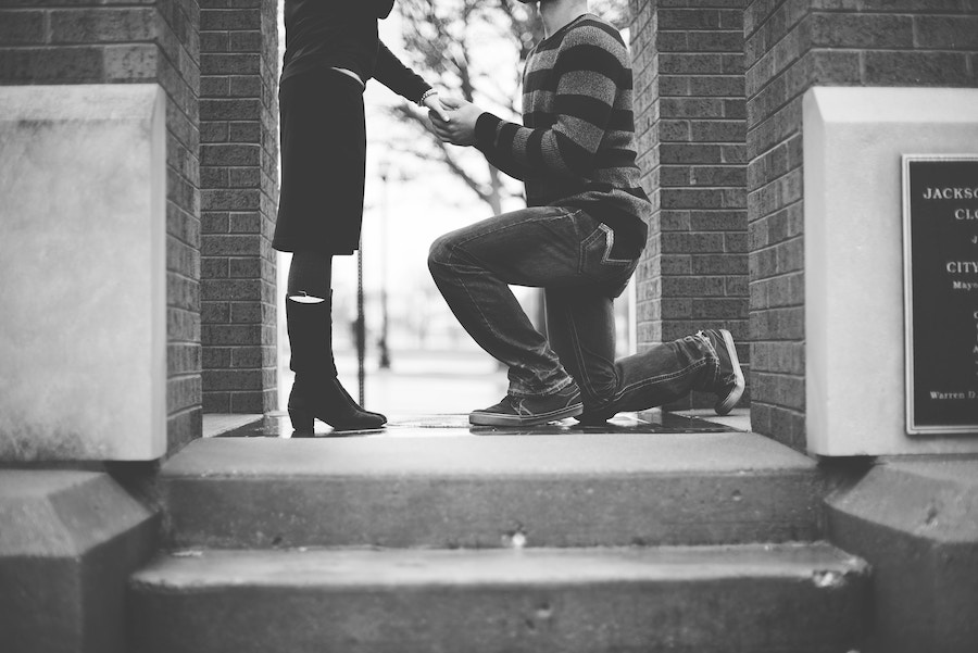 Pop the question