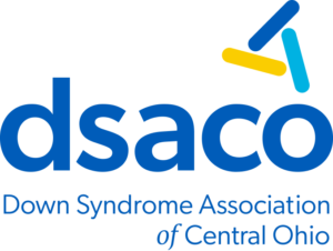 Down Syndrome Association of Central Ohio logo